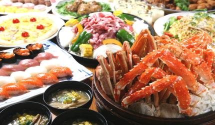 北海道的美食天堂「小樽運河食堂」