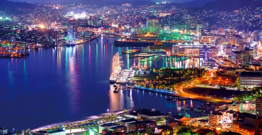 大 夜景 三 日本 函館夜景不夠看!來看看日本新三大夜景吧~