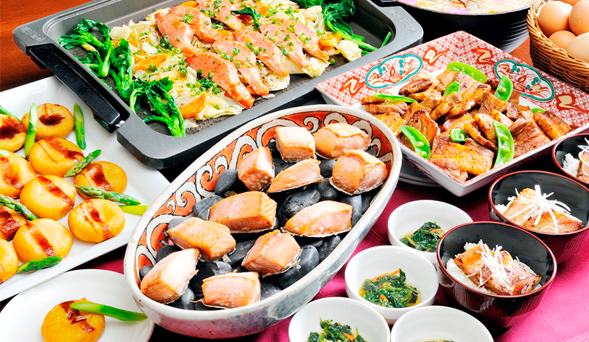 札幌飯店推薦「札幌克拉比飯店」的北海道早餐