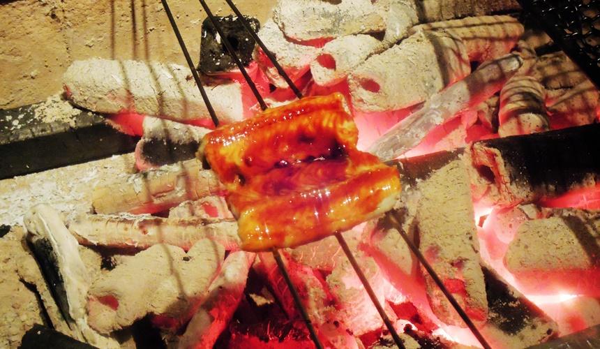 札幌必吃海鮮壽司店炙屋大通BISSE店的炭燒料理
