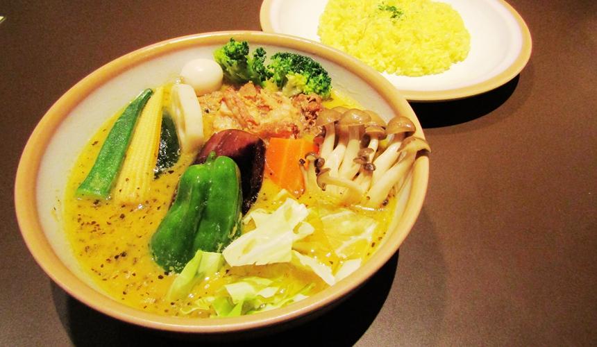 豬肉蔬菜咖哩