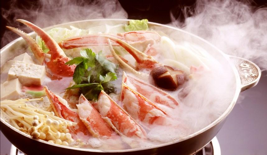 札榥螃蟹家本店螃蟹火鍋涮涮鍋