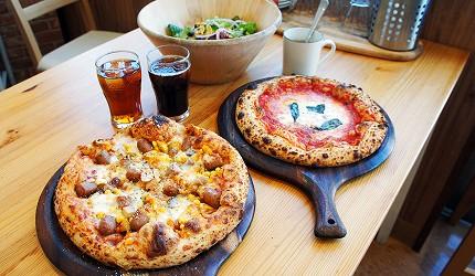 千歲市披薩餐廳Pizza duex