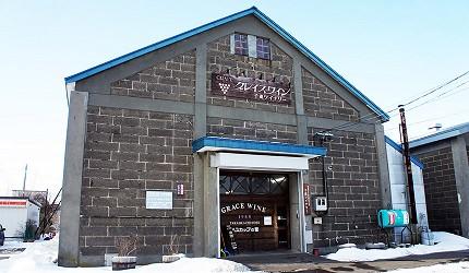 北海道千歲酒莊