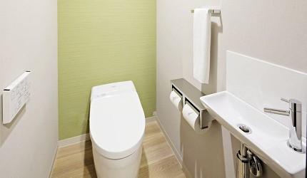 karaksa hotel 札幌房間浴廁分離