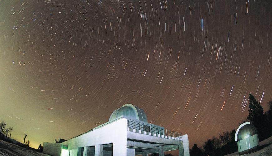 全日本最佳觀星景點「銀河之森天文台」