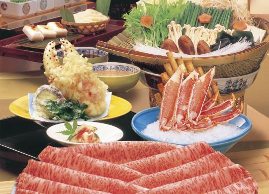 享受鮮甜螃蟹大餐與十勝和牛涮涮鍋!札幌薄野「螃蟹家本店」的十勝和牛涮涮鍋