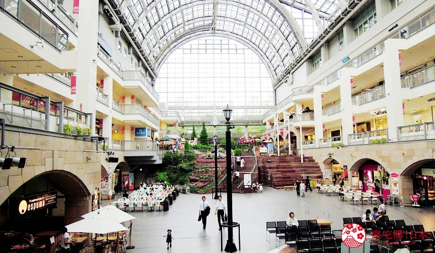 札幌飯店推薦「札幌克拉比飯店」旁的札幌工廠