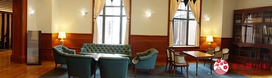 札幌飯店推薦購物中心札幌工廠旁的「札幌克拉比飯店」的內裝