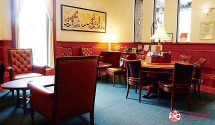 札幌飯店推薦「札幌克拉比飯店」的室內一景