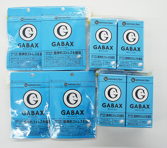 札幌藥妝SAPPORO DRUG STORE 狸小路5丁目店獨家商品GABAX保健食品