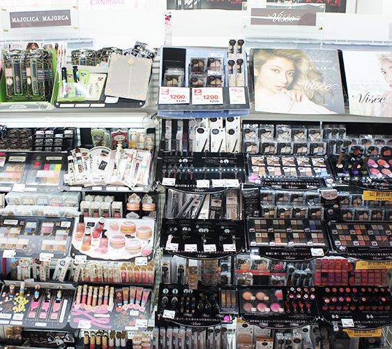日本人氣開架彩妝