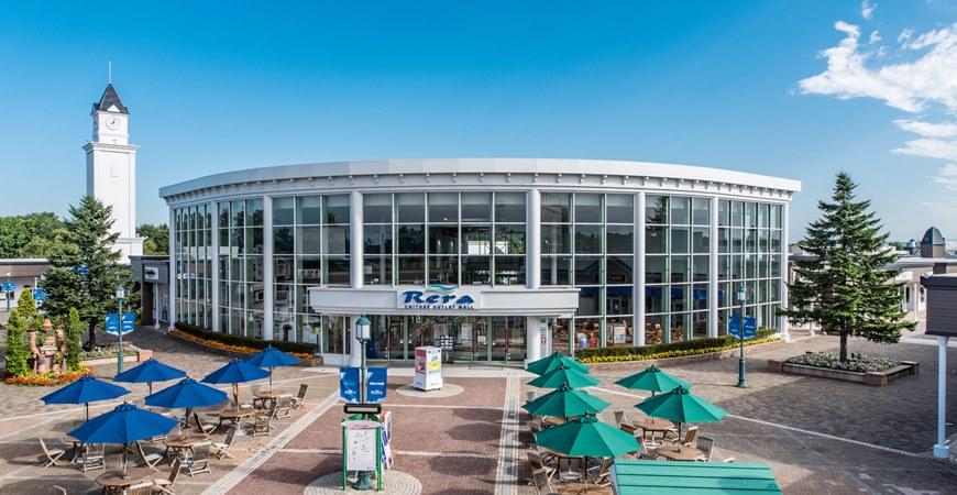 新千岁机场旁,北海道必逛最大购物城「Chitose Outlet Mall Rera」