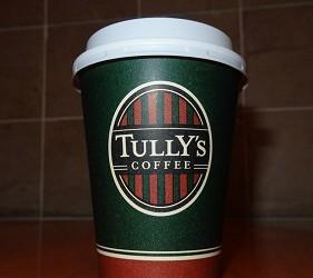新千岁机场旁,北海道必逛最大购物城「Chitose Outlet Mall Rera」内的TULLY'S COFFEE