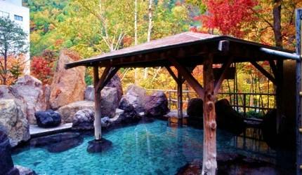 北海道三大溫泉北海道溫泉推薦登別定山溪湯之川