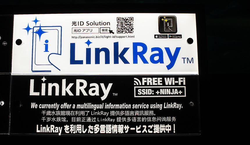LinkRay多語言資訊服務