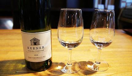 北海道千歲酒莊KERNER白酒