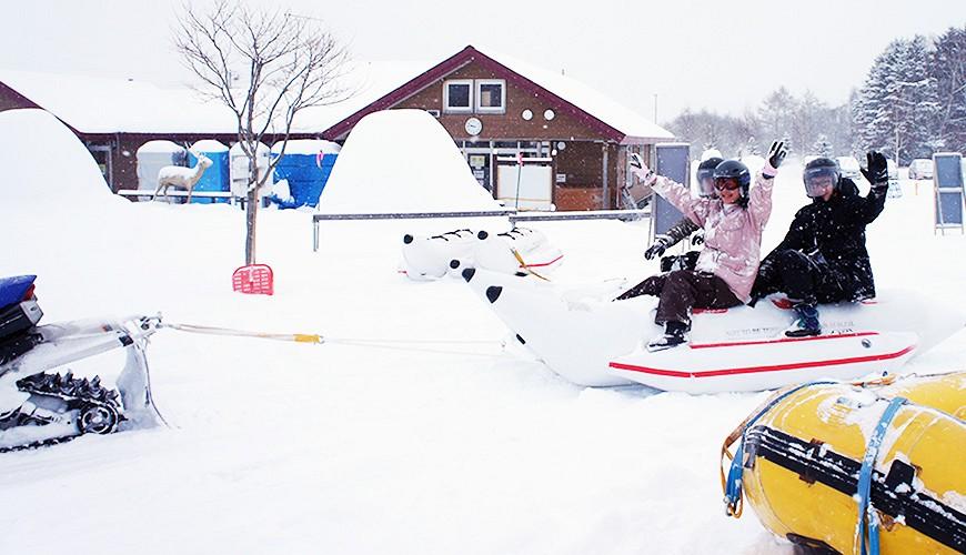 北海道兩天一夜怎麼玩?在地人推薦的北海道「千歲、惠庭、北廣島」冬季享樂指南
