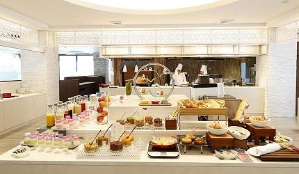 ANA皇冠假日飯店千歲的早餐