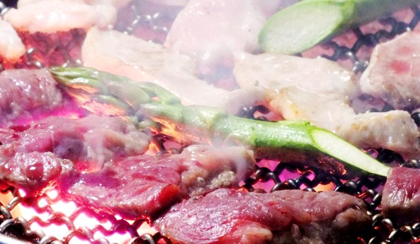 旭川炭燒居酒屋「一期一會」碳烤照