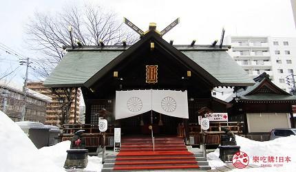 札幌飯店推薦「札幌克拉比飯店」附近的北海道神宮頓宮