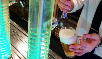 札幌生啤酒成吉思汗烤肉、螃蟹與和牛店家推薦「麒麟啤酒園」裝生啤照