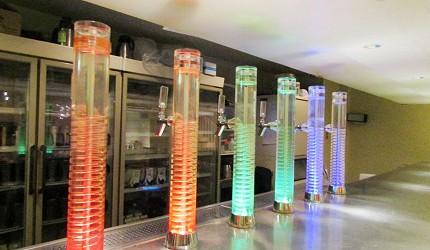 札幌生啤酒成吉思汗烤肉、螃蟹與和牛店家推薦「麒麟啤酒園」店內照