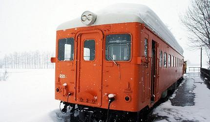 北海道十勝幸福車站