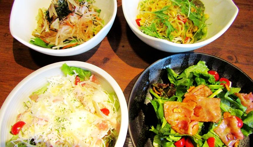 札幌自由行居酒屋推薦:北海道地雞料理,還有多款蔬菜隨你選!札幌居酒屋「雞次郎」的蔬菜料理