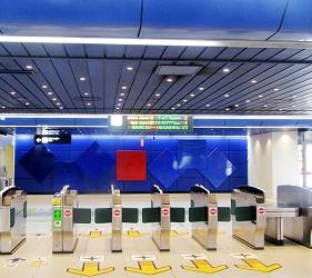 北海道新千岁机场土产店「北连」交通方式步骤一