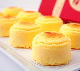日本北海道ペイストリースナッフル一口輕乳酪蛋糕チーズオムレット