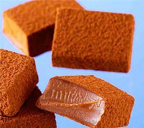 日本北海道限定巧克力甜點ROYCE生巧克力