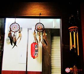 北海道札幌13年湯咖哩專門店「叭咕叭咕」店門口