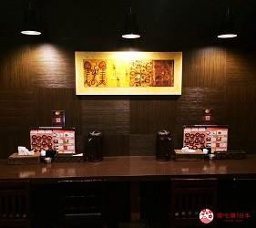 北海道札幌13年湯咖哩專門店「叭咕叭咕」店內一景