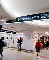 北海道札幌推薦霜淇淋店!登別牛奶做的冰淇淋霜淇淋「COOL GARDEN」的交通方式步驟一