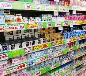北海道必逛人氣藥妝、最潮家電推薦:「唐吉訶德狸小路店」的眼藥水
