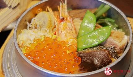 北海道惠庭美食推薦釜飯