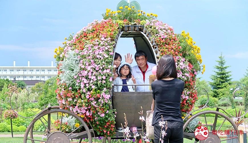 北海道賞花不要只去富良野!花之鄉「惠庭」給你最夢幻好玩的吃花體驗