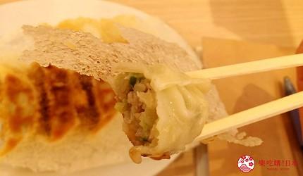 北海道札幌传统味噌拉面专门店「味噌吟札幌本店」的味噌吟饺子
