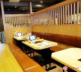 日式涮涮锅名店「温野菜」札幌站前店店内一景