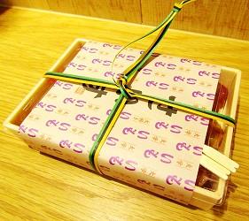 北海道在地推薦美食札幌PARCO「FOODIES MARKET」的拔絲地瓜Seisu(大学いもせいす)的拔絲地瓜
