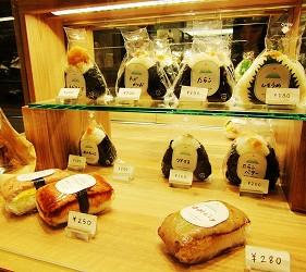 北海道在地推薦美食札幌PARCO「FOODIES MARKET」的Monten(もんて)飯糰