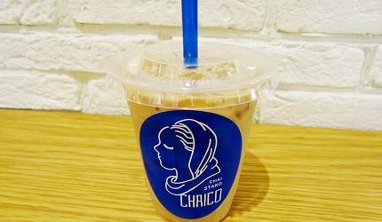 北海道在地推薦美食札幌PARCO「FOODIES MARKET」的CHAI STAND CHAICO(チャイ スタンド チャイコ)的泰式奶茶