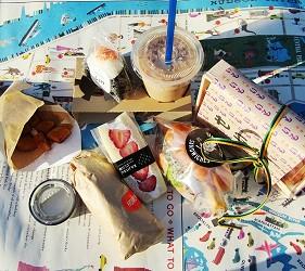 北海道在地推薦美食札幌PARCO「FOODIES MARKET」附近的大通公園野餐去