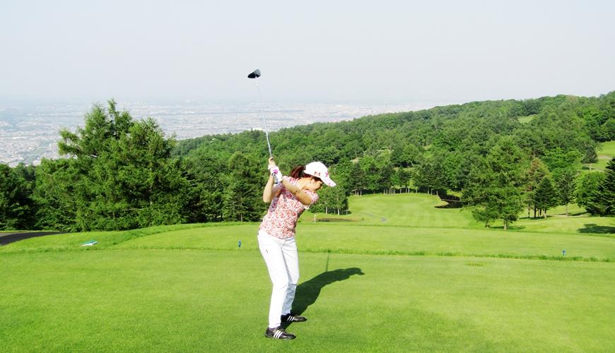 高爾夫球迷必看!北海道設施配套齊備且景色迷人的「札幌手稻高爾夫球俱樂部」