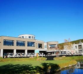 高爾夫球迷必看!北海道「札幌手稻高爾夫球俱樂部」園內景色