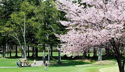 高爾夫球迷必看!北海道「札幌手稻高爾夫球俱樂部」提供桿弟服務