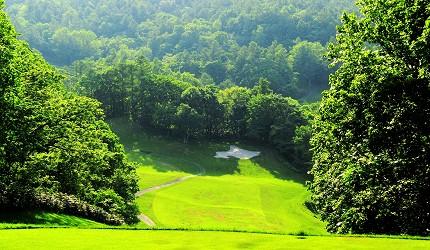 高爾夫球迷必看!北海道「札幌手稻高爾夫球俱樂部」特色球洞