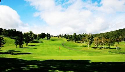 高爾夫球迷必看!北海道「札幌手稻高爾夫球俱樂部」球場各有特色
