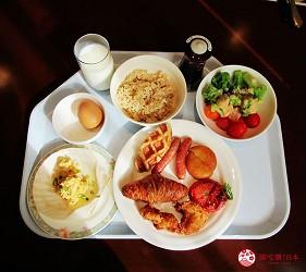 札幌飯店推薦「札幌克拉比飯店」的早餐